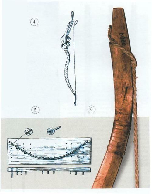 Как изготовит лук из дерева
